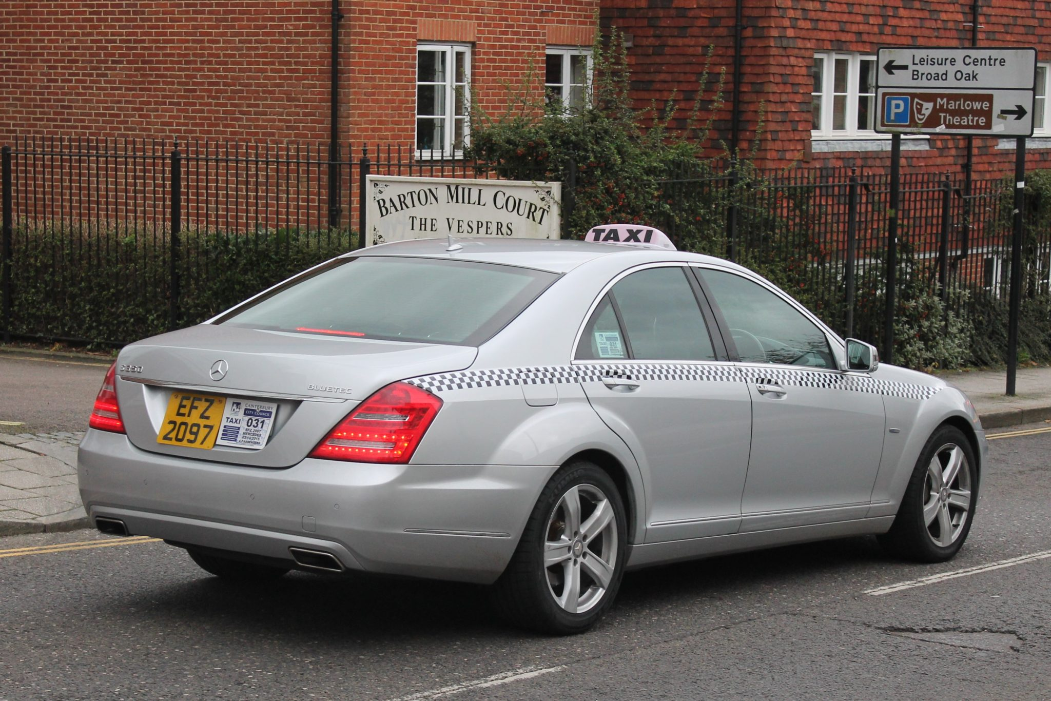The Future of Taxi Design – How will it Affect Your Business?